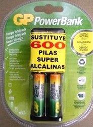 Cargador Gp Aa / Aaa
