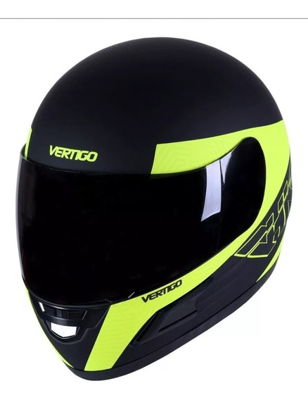 Casco Moto Integral Vertigo Dominium
