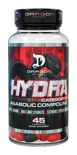 Hydra Dragon Pharma 45 Caps - Importado 100% Original