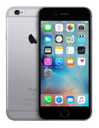 iPhone 6s Semi Novo 64gb Cinza Espacial