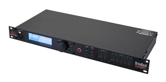 Processador Dbx Driverack Venu 360 Nf Modelo Novo Dbx 260