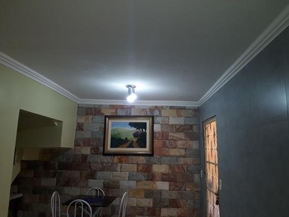 Casa Geminada Com 3 Quartos Para Comprar No Eymard Em Belo Horizonte/mg - 15225