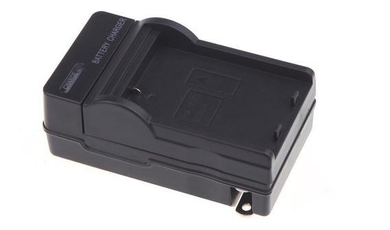 Carregador De Bateria Para Nikon En-el14 Com Nf