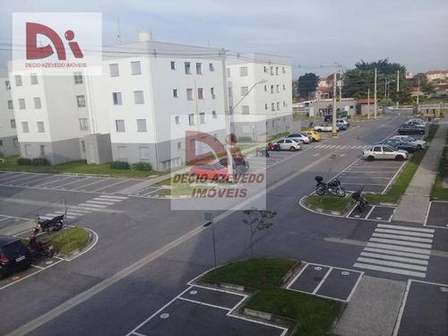 Apartamento Com 2 Dormitórios À Venda, 55 M² Por R$ 45.000,00 - Residencial Novo Horizonte - Taubaté/sp - Ap0063