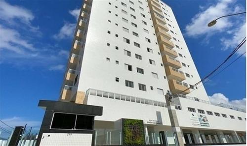Apartamento, 1 Dorms Com 59.08 M² - Tupi - Praia Grande - Ref.: Jsan64 - Jsan64