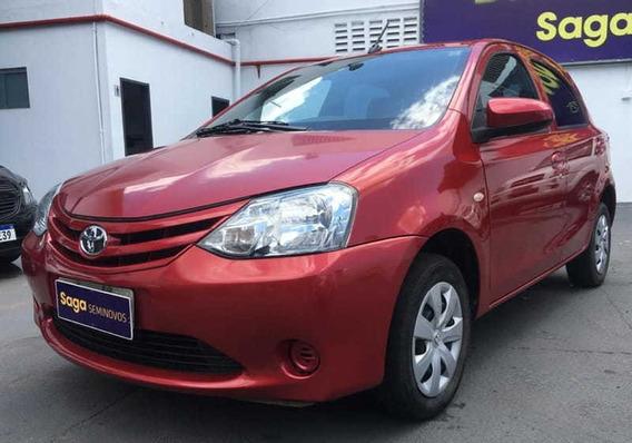 Toyota Etios Hb X 13 L Mt