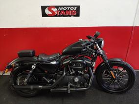 Harley Davidson Sportster Xl 883 N Iron 2011 Preta Preto