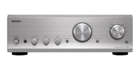Amplificador Integrado Onkyo A-9555 Silver - Usado -