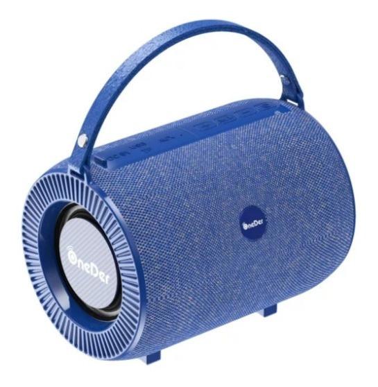 Caixa Som Bluethooth Oneder V3 Cartão Usb Aux Rádio Fm Top