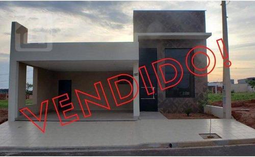 Casa Com 3 Dormitórios À Venda, 134 M² Por R$ 398.000,00 - Aeroporto - Araçatuba/sp - Ca1038