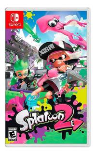Videojuego Splatoon 2 Edicion Inicial Nintendo Switch