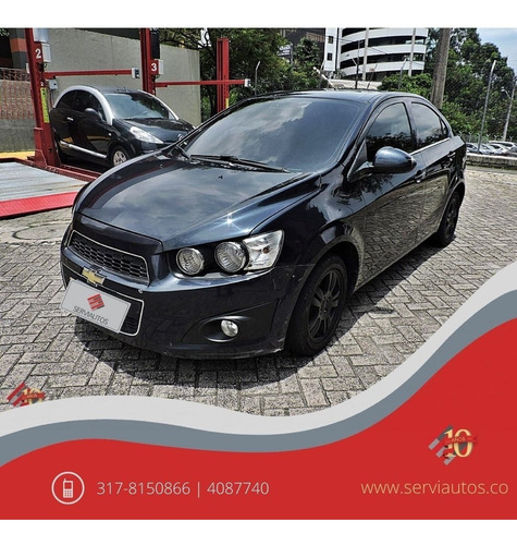 Chevrolet Sonic Lt 1.6 2015