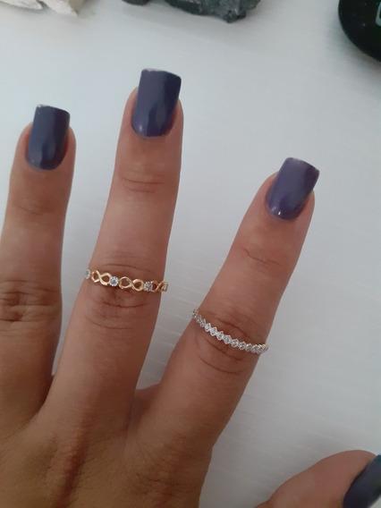 Anéis De Ouro 18k