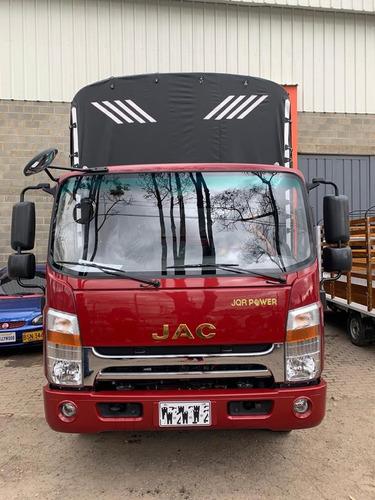 Camion Estacas 5,8 T Jac Jqr