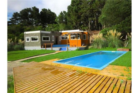 Venta Casa 3 Amb. Con Pileta En Mar De Las Pampas