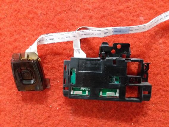 Sensor De Ir E Receptor De Wif Fi Do Tv LG 49 Lj 5500