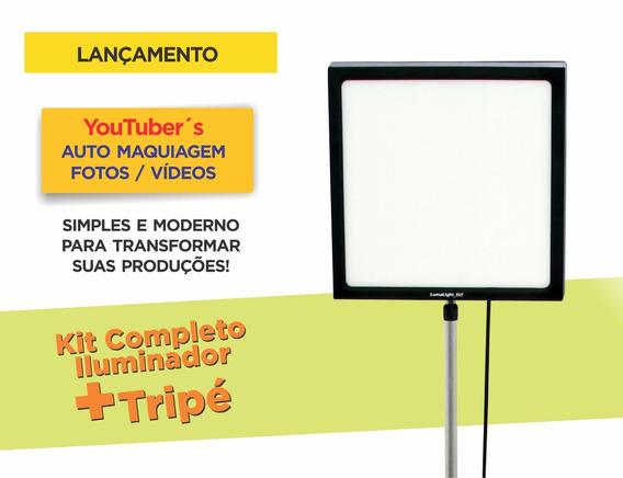 Kit Softbox Estúdio Youtuber + Barato