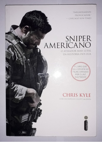 Sniper Americano - O Atirador Mais Letal Da História Dos Eua