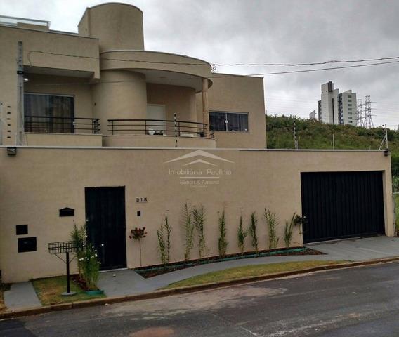 Casa À Venda Em Bairro Das Palmeiras - Ca001610