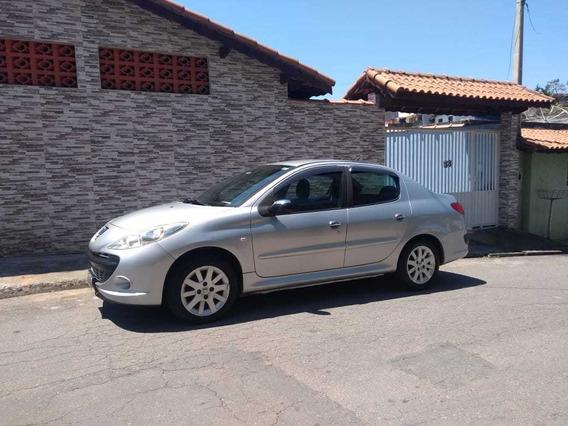 Peugeot 207 Passion 1.6 Automático.