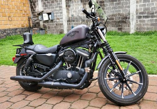 Imagen 1 de 10 de Harley Davidson Iron 883