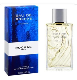 Perfume Eau De Rochas X 100 Ml Original