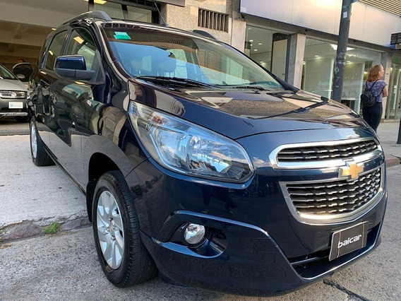 Chevrolet Spin 1.8 Ltz 7as Mt