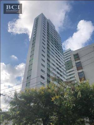 Apartamento Residencial Para Locação, Torre, Recife - Ap0400. - Ap0400