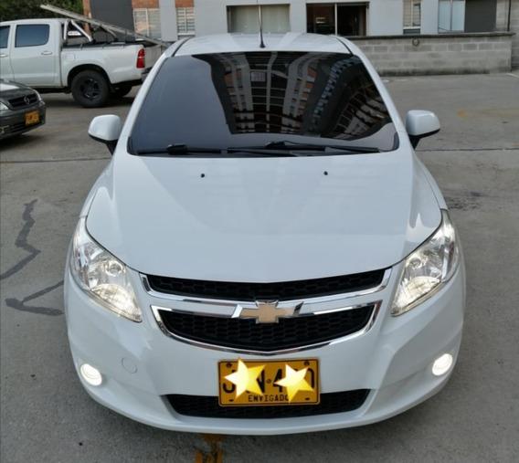 Chevrolet Sail Chevrolet Sail Ltz Blanco - 2018, Refull - Co