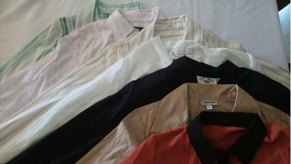 Lote De 7 Camisas Importadas De Mujer