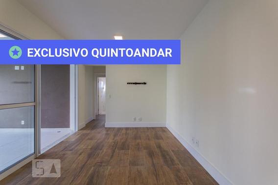 Apartamento No 6º Andar Com 2 Dormitórios E 2 Garagens - Id: 892947069 - 247069