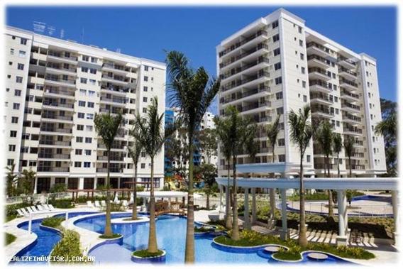 Apartamento Para Venda, Recreio Dos Bandeirantes, 3 Dormitórios, 1 Suíte, 2 Banheiros, 1 Vaga - R116