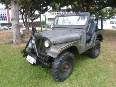 Jeep Ford 6cc