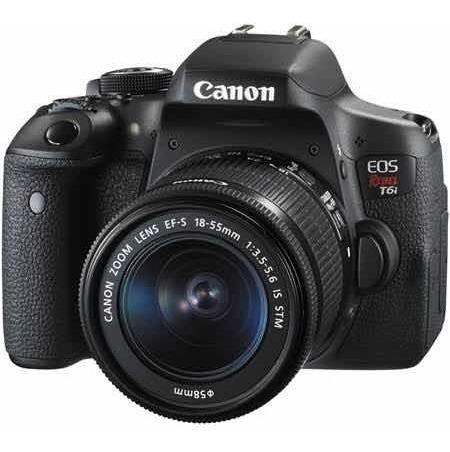 Câmera Cânon Rebel T6i Lacrada