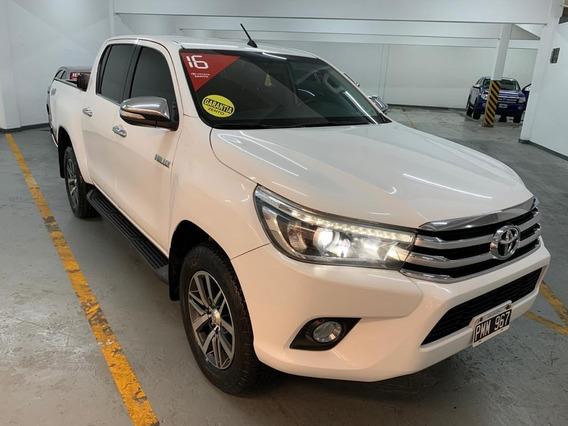Toyota Hilux Srx 4x4 A/t De Primera Mano, Con Accesorios
