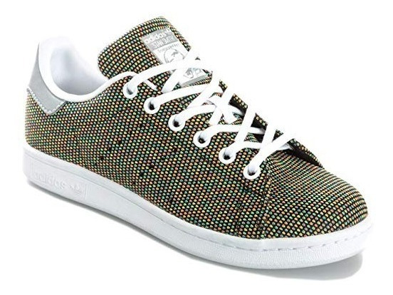 Tenis adidas Mujer Multicolor Stan Smith Jazzy Kn By2182