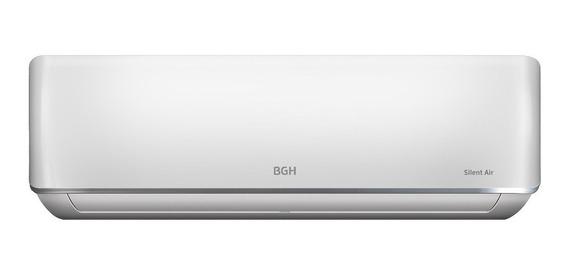 Aire acondicionado BGH Silent Air split frío/calor 3500W blanco 220V BSH35WCP