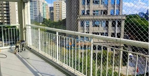 Apartamento Com 1 Dormitório À Venda, 112 M² Por R$ 1.410.000,00 - Itaim Bibi - São Paulo/sp - Ap63580