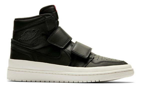 Zapatillas Nike Air Jordan 1 Re Hi Double Strp Negra