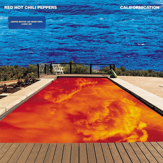 Red Hot Chili Peppers - Californication - Vinilo