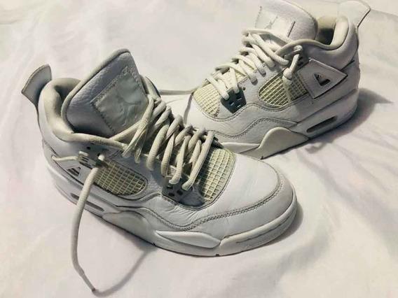 Jordan Retro 4 Pure Money Talla 23.5 Air Jordan Mujer O Niño