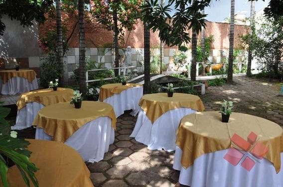Espaço Com Salão Para Eventos, Casa C/ 3 Quartos E Quitinetes À Venda - Setor Norte Ferroviário - Goiânia/go - Sl0002