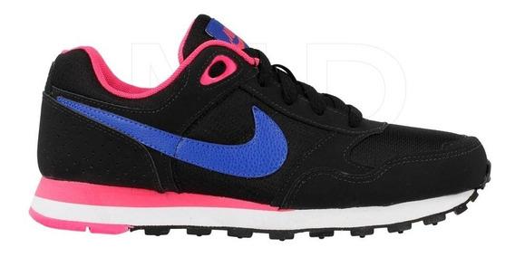 Tenis Nike Md Runner Mujer Niña Deportivo, Entrenamiento Gym