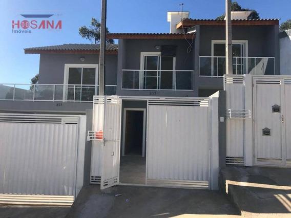 Lindo Sobrado Portal Da Estação, Financiado Pela Caixa, Minha Casa Minha Vida. - So0645