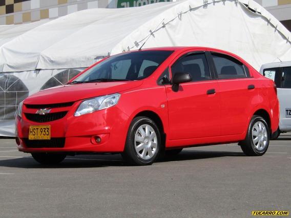 Chevrolet Sail Ls Mt 1400 Sa Ab Abs