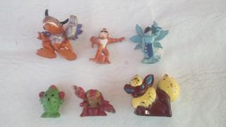 Digimon Lote X 6 Figuras Vendo Solo En Lote Ref 04