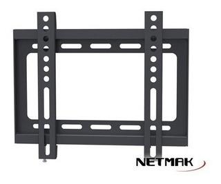Soporte Fijo Para Tv Led/lcd 23 A 42 Netmak Nm-st03 Castelar
