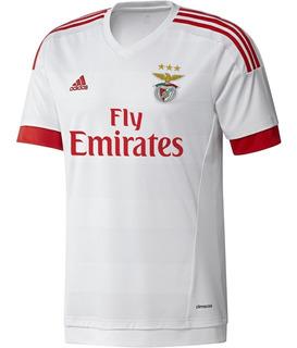 Jersey Original adidas Benfica Portugal Raul Jimenez #9 Visi