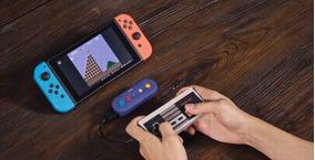 Controle Original Nintendinho Nes Novo Nintendo Switch Pc
