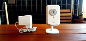 Câmera Ip D-link Dcs-930l - Baba Eletrônica E Câmera